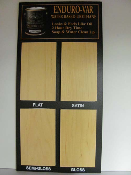Floor Finishes Satin Or Gloss